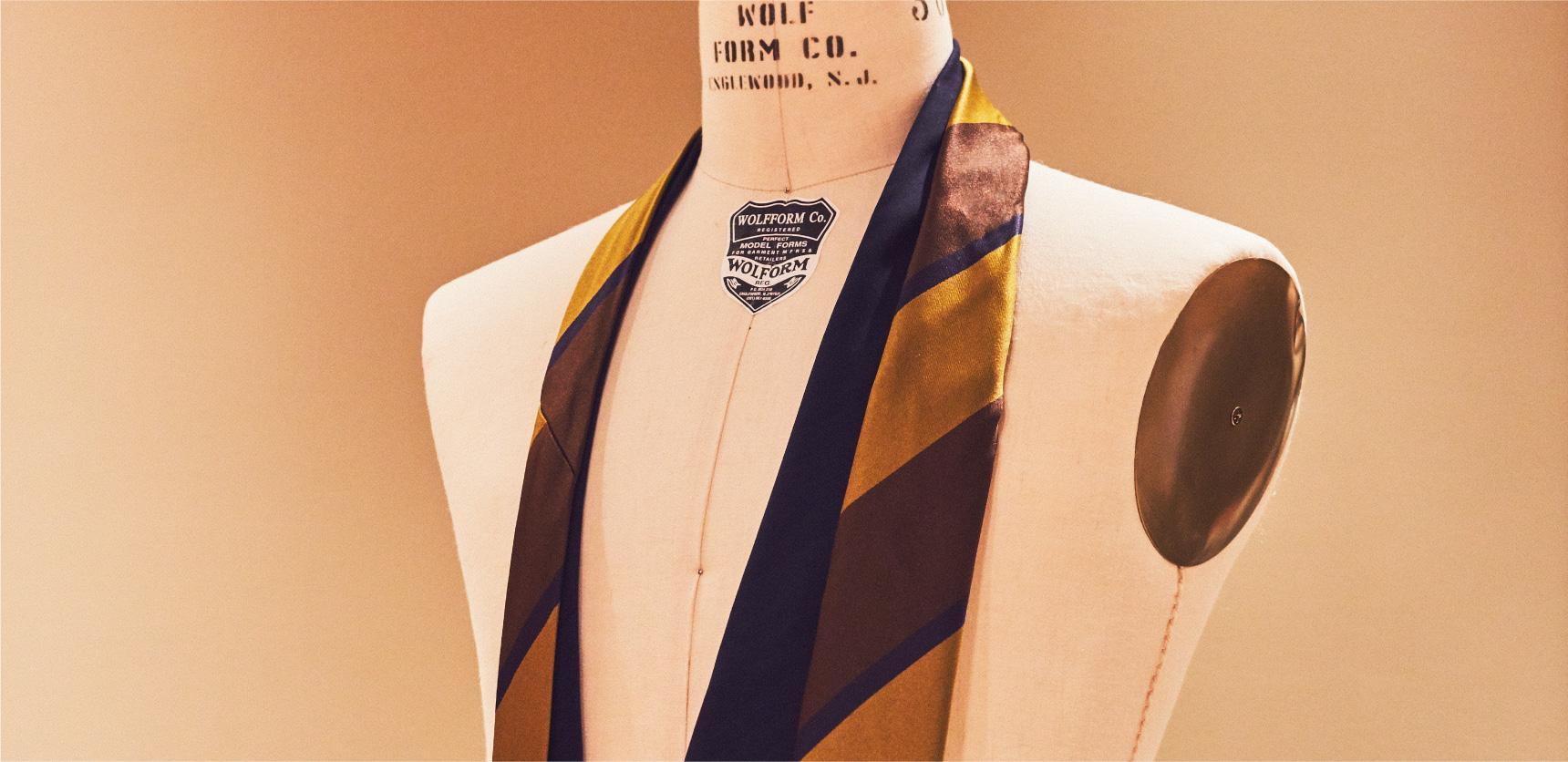 セッテピエゲで有名なAtto Vannucci(アット・ヴァンヌッチ)のネクタイをTHE G'S HIDEOUT.(ザ・ジーズ・ハイドアウト)で購入いただけます。